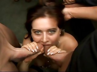 Horny Ass Milf Have A Crazy Orgy Fuck Session