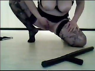 Russian girl (medveghonok) submission anal