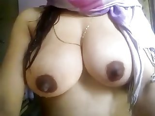 Indian Teen Self-shot nude