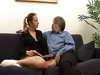 Sb3 She Satisfies Her stepfathers Lust !
