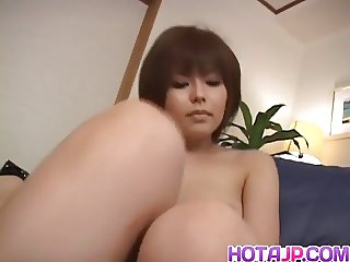 Rio Kurusu wants her man to cause her orgasm