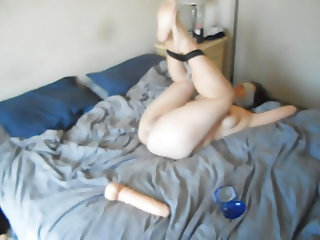 Chinese wife video tapes training