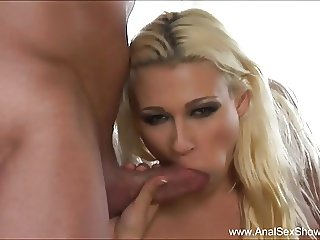 Russian Cindy Wants Wild Anal Sex