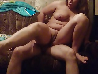 Ass on the dick