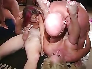 Mature Swingers at it again part 2
