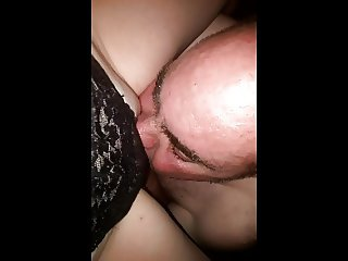 Eating Her Pussy Homemade Video