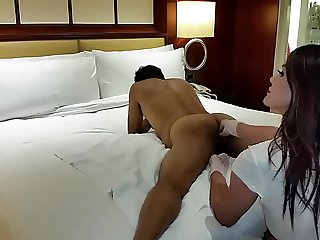 British Indian Anal fisting by Shanghai bueaty