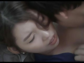 Mature woman and young boy sex scene on movie