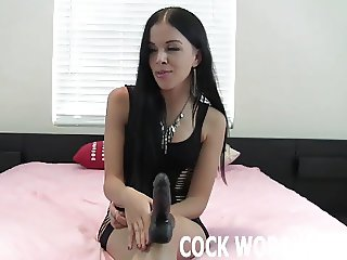 Put on these panties and get ready to suck cock JOI