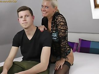 Older Woman - Younger Man at Clips4sale.com