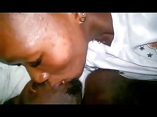 another guy leaks a lady from Nigeria - Ligar Seduction