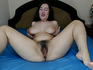 Hairy Ukranian Webcam