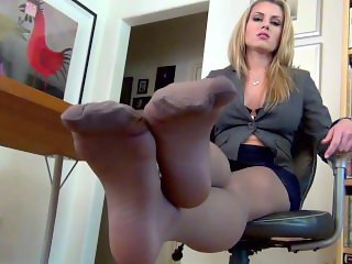 Nylon soles by bitchy boss