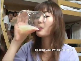 Sperm Swallowing Nanami Nanase Japanese Beauty