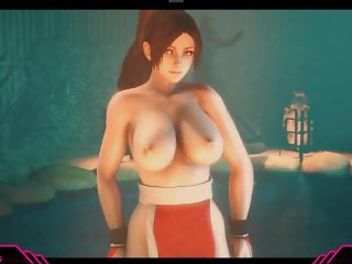 Mai Shiranui SFM (DOA5 / King Of Fighters XV)