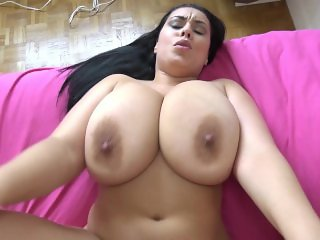 Thick white girl gets fucked