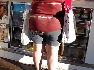 Another street grandmother