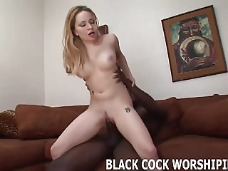 A big black cock is exactly what my pussy needs