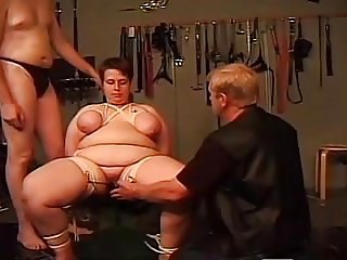 bbw bdsm threesome