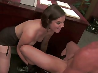 Bobbie Star cries loud while getting pounded hardcore