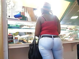 Mature Thick Phat Ass Booty