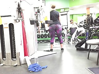 The Number 1 Pawg in the Gym