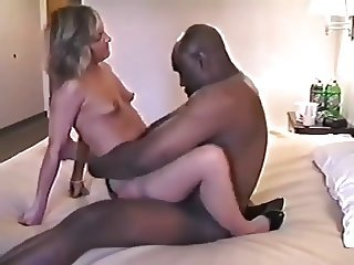 Wife loves to be bred by black men