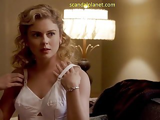 Rose McIver Nude Boobs In Masters Of Sex Series