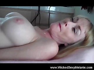 Amateur GILF Intimate Ways