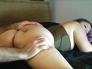 massage and fuck wife