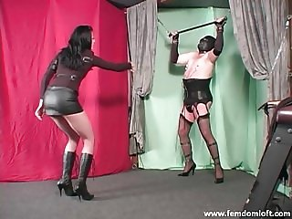Flogging And Whipping