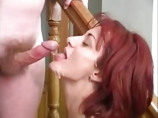 Milf loves her toyboy