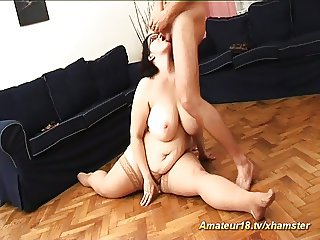 extreme flexible fat stepmom