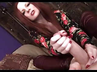 Mommys Big Boy  Footjob