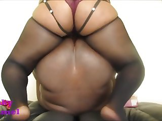 Kinky Ebony Strapon Preview