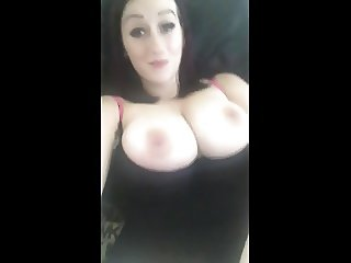 Taboo tatted up Pawg talks about fucked up stuff
