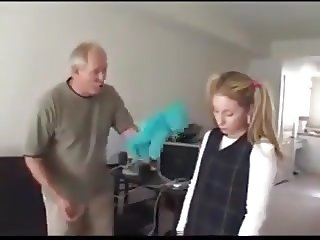 STP5 Daughter Loves Her Fucking Punishment !