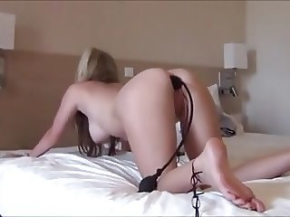 Tied Up Teen Fucked And Anal Pumped
