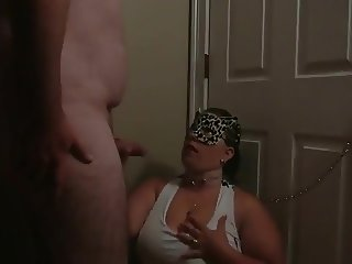 Pee Play Turns This Submissive BBW On !!