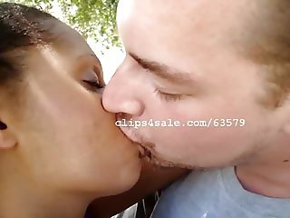 Dee and Jay Kissing Video 2