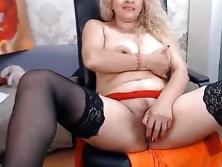 Erotic Mature Webcam