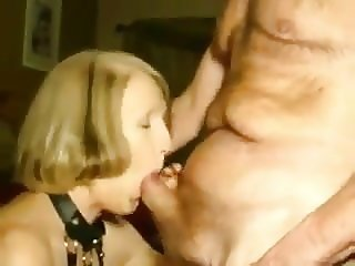 Grandpa and grandma passionate mouth fuck