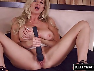 KELLYMADISON Solo Action Just For You