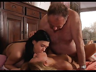 She Loves Old Men-4 ,cut 2 (#grandpa #old man #dad)