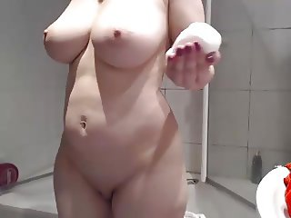 #1 PS - mature big boobs busty cam with red hair