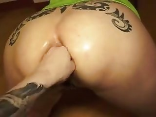 AssStretching with RavenHaired  Bel la ch3