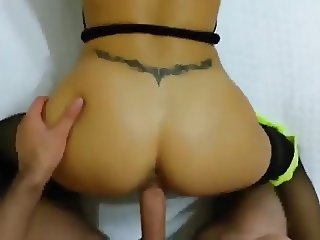 finger in ass