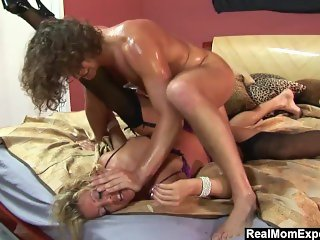 RealMomExposed - Chelsea Zinn's Throat Gets Fucked By Her Master