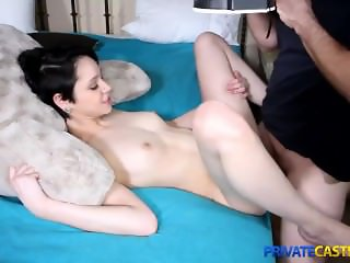 Private Casting X - Cutie with many sins