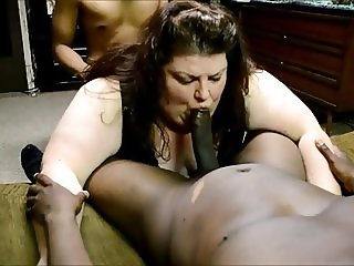 BBW With 2 Black Men